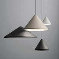 North suspension lamp