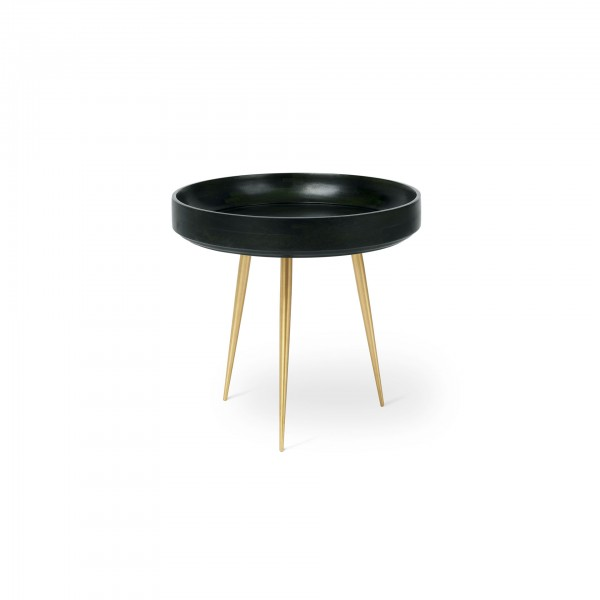 Bowl side tables Nori Green  - Image 2