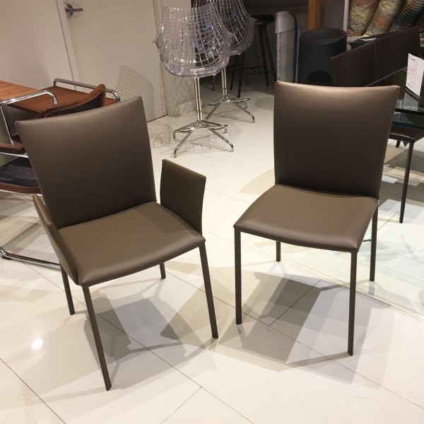 Nobile Soft Dining Chairs (set of 4) - Lifestyle