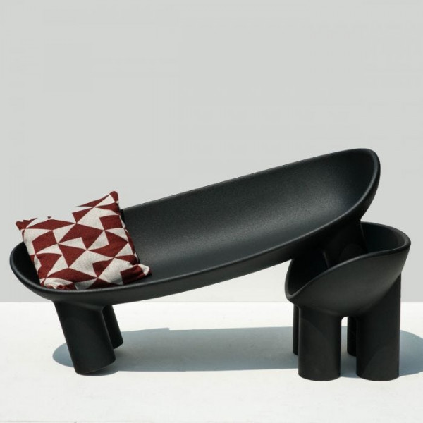 Roly Poly Indoor Outdoor Sofa - Lifestyle