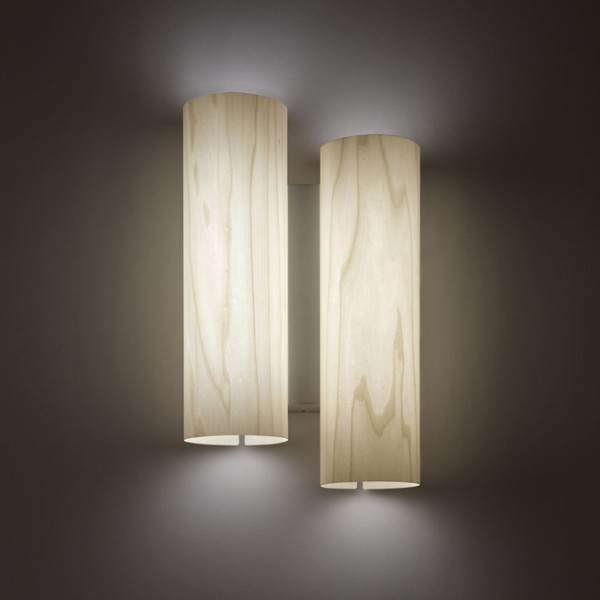Black Note Duplet wall sconce - Image 2