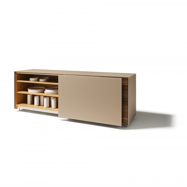 Cubus Pure Sideboards with flush-mounted sliding doors - Image 3