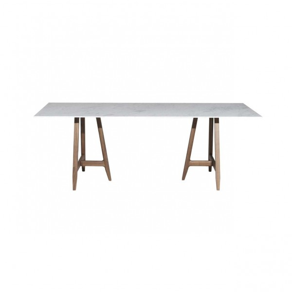 Easel table marble  - Lifestyle