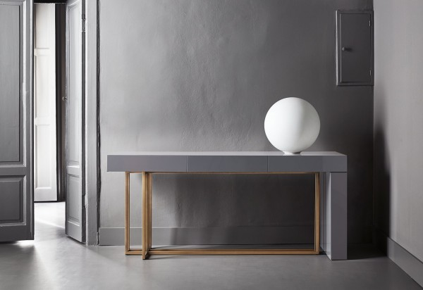 Quincy Editions Shine console table - Image 1
