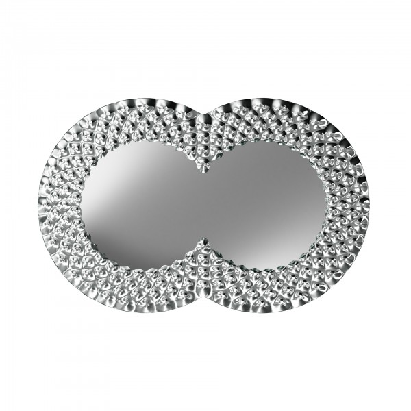 Pop shaped mirror - Lifestyle