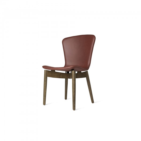 Shell Dining Chair Ultra Cognac - Image 1