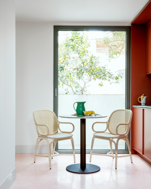 Frames dining armchair - Image 1