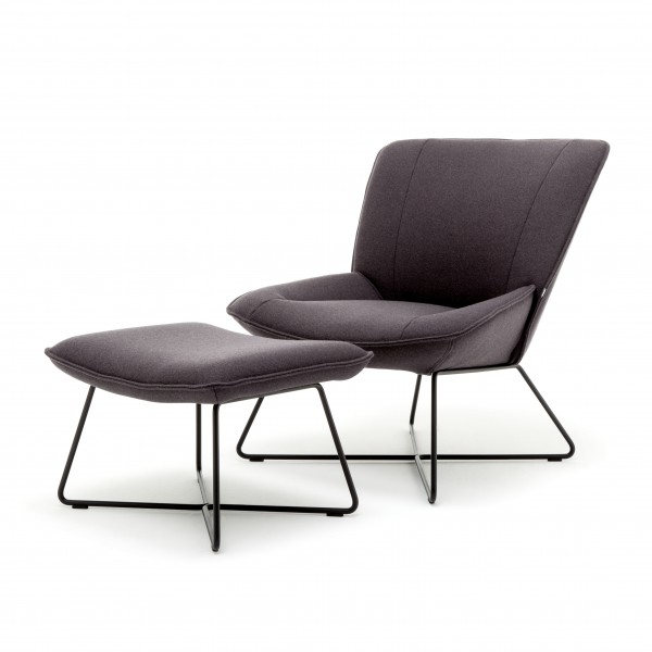 Rolf Benz 383 Lounge Chair  - Image 1