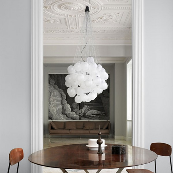 Stochastic suspension lamp - Image 2
