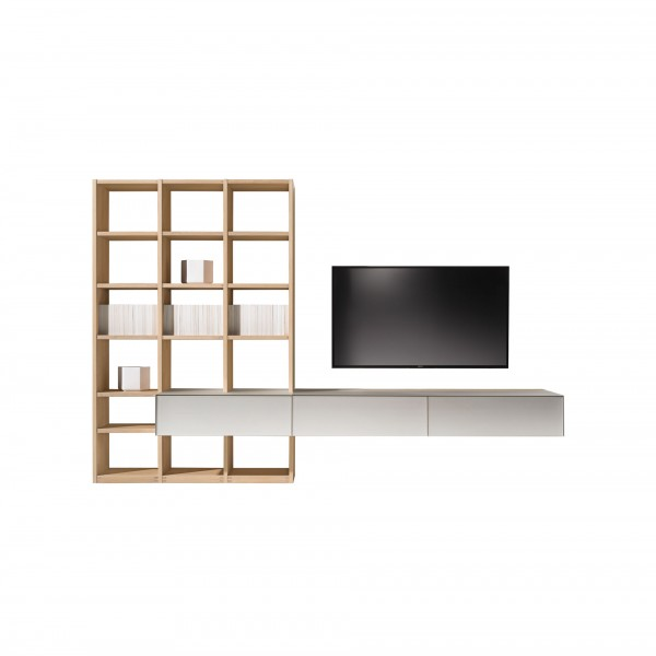 Cubus Pure wall unit - Lifestyle