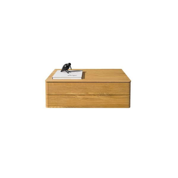 Float bedside cabinet - Lifestyle