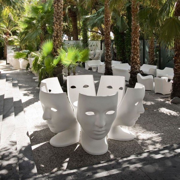 Nemo outdoor chair - Image 1