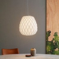 Pinecone suspension lamp