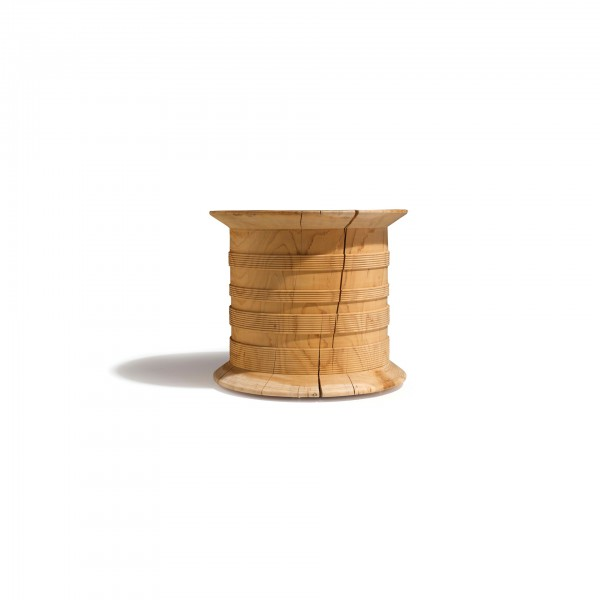 Spool side table - Lifestyle