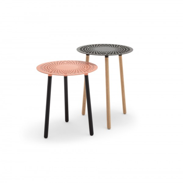 Rolf Benz 927 Side Table - Lifestyle