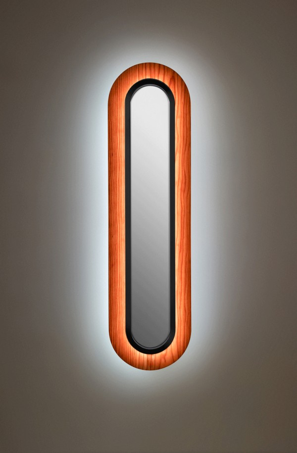 Lens Superoval Wall Lamp - Image 3