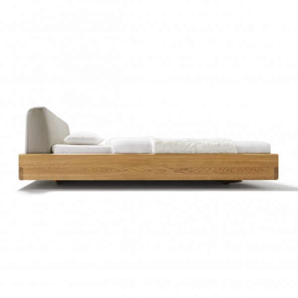 Nox bed - upholstered headboard - Image 1
