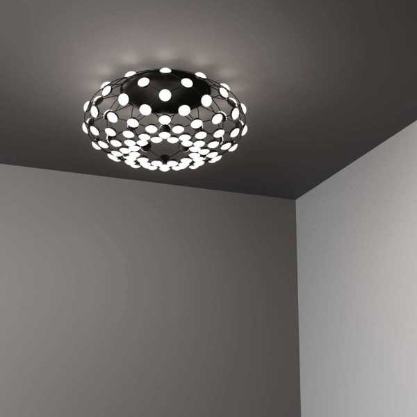 Mesh ceiling lamp - Lifestyle