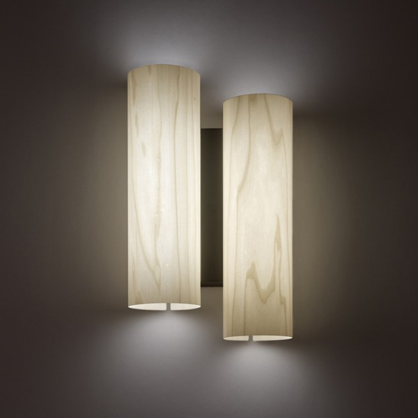 Black Note Duplet wall sconce - Image 1