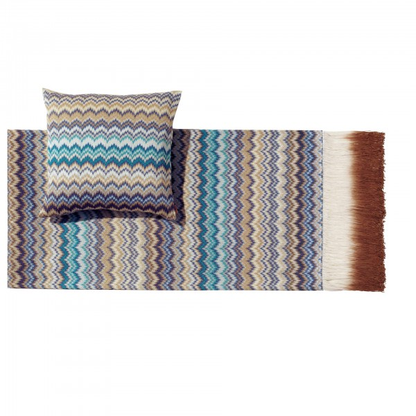 Prudence Throw Blanket and Cushion - Image 1