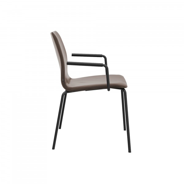 Maverick Plus stackable chair - Image 1