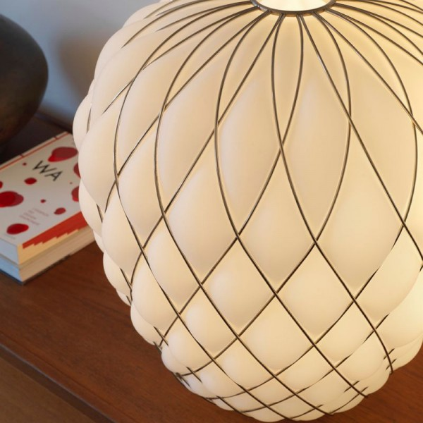 Pinecone table lamp - Image 3