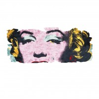Marilyn, Barivierra Ice Cut Edit 031B, 2015 Rug