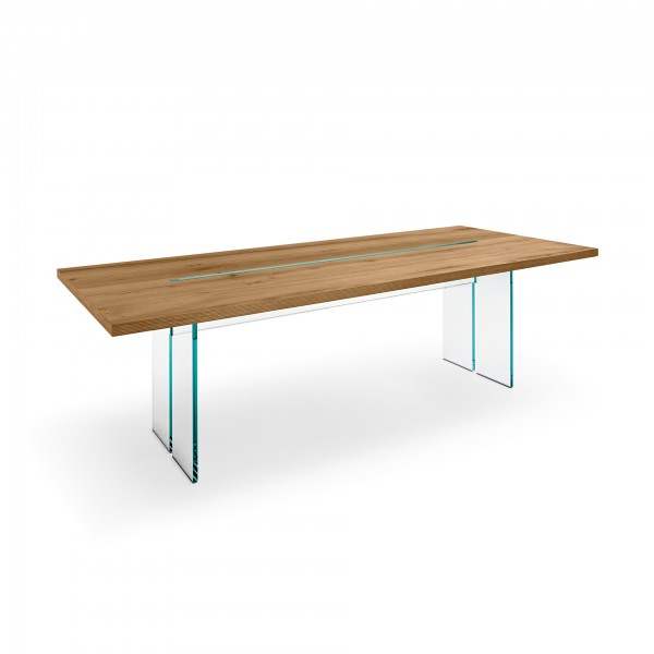 LLT wood table - Lifestyle
