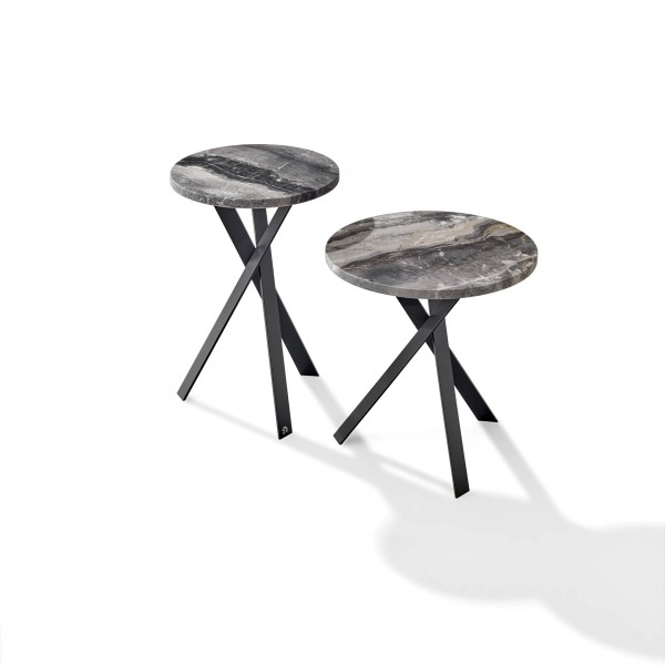 Mortimer 1085 Side Table - Lifestyle