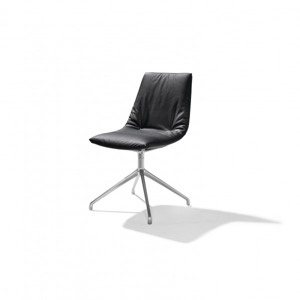Lui chair, swivel base - Lifestyle