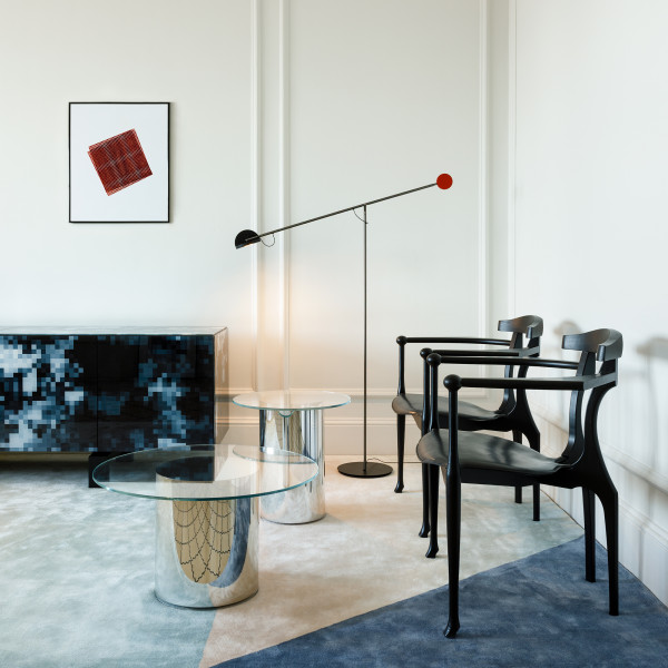 2001 Coffee and Side Tables - Image 2