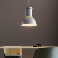 Lampara suspension lamp
