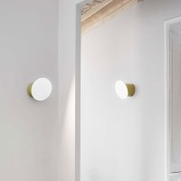 Ecran in&out wall lamp