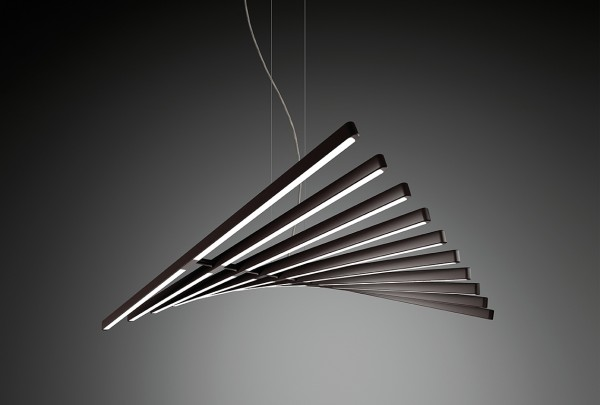 Rhythm Horizontal suspension lamp - Image 1