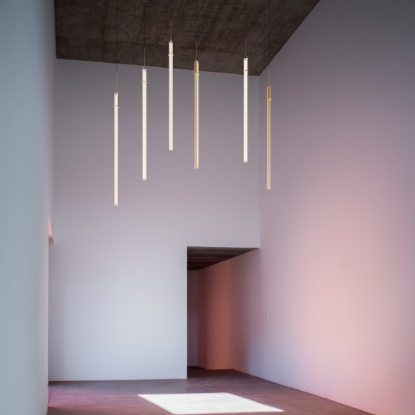 Halo Jewel Suspension Lamp - Image 1