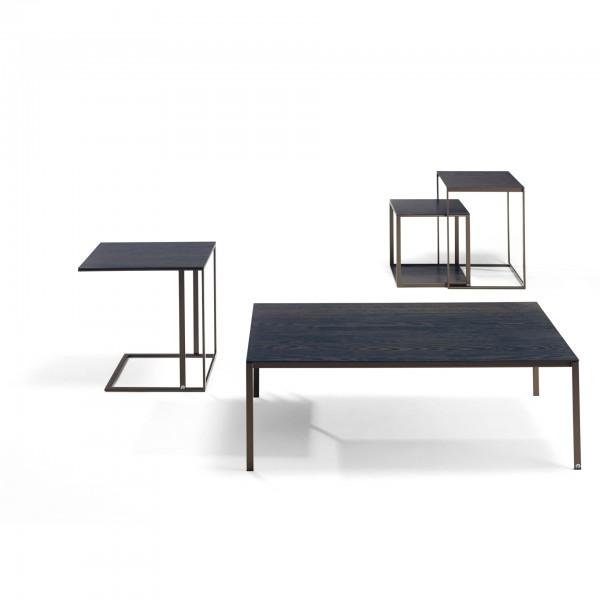 Kendo 1250 coffee and side tables - Lifestyle