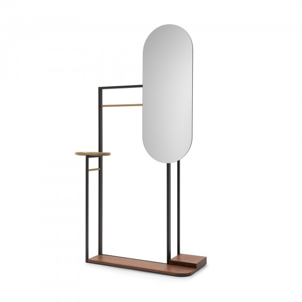 Rolf Benz 907 clothes rack mirror - Lifestyle