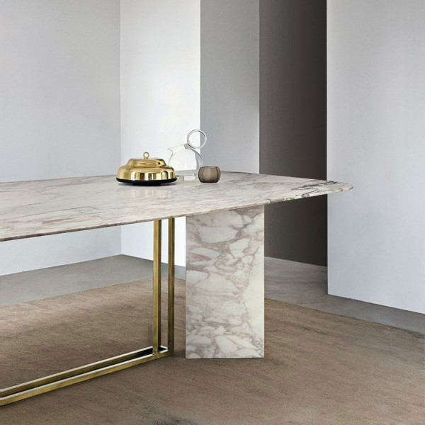 Plinto Y2W Editions dining table - Lifestyle