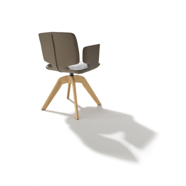Aye chair with rotary frame - Image 2