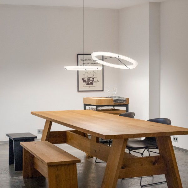 Halo Jewel Suspension Lamp - Image 2