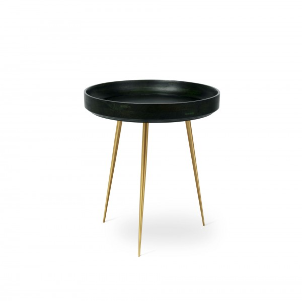 Bowl side tables Nori Green  - Image 1