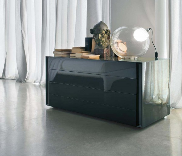 Luna nightstand and dresser  - Image 4