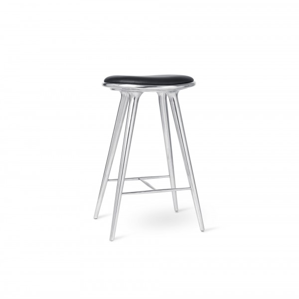 High Stool Recycled aluminum - Lifestyle