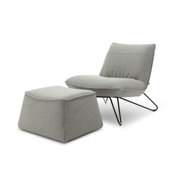Rolf Benz 394 lounge chair  - Lifestyle