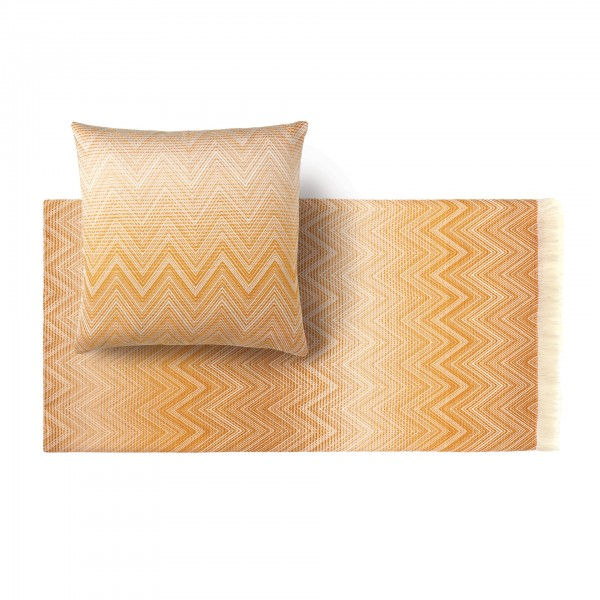 Timmy Throw Blanket and Cushion - Lifestyle