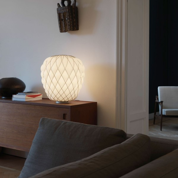 Pinecone table lamp - Image 4